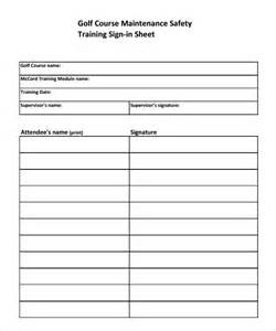 Project Sign Template Free by Sle Sign In Sheet 13 Documents In Pdf