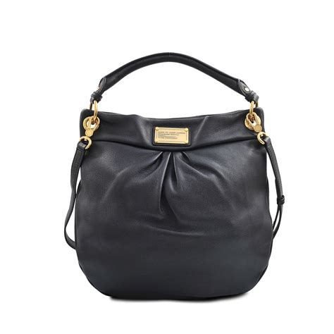 Marc By Marc Miss Marc Hobo by Lyst Marc By Marc Hillier Hobo Bag In Black