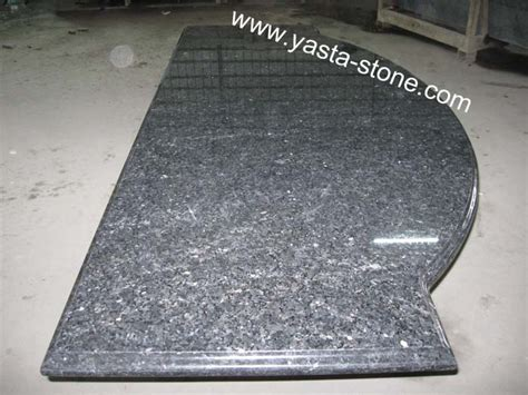 Blue Pearl Countertops by Bowed Front Blue Pearl Countertops From China Ysta