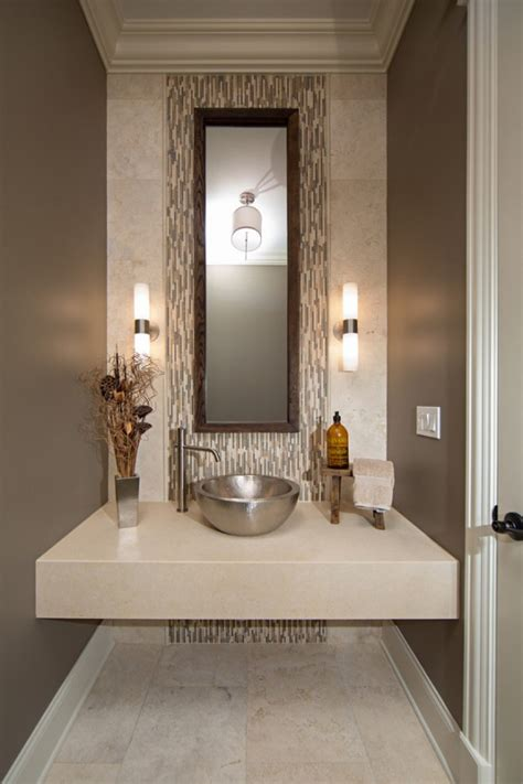 half bathroom tile ideas 26 half bathroom ideas and design for upgrade your house