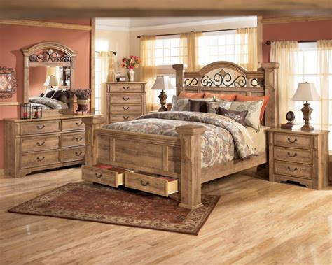King Size Bedroom Sets Wood by Special Rustic King Size Bedroom Sets Editeestrela Design