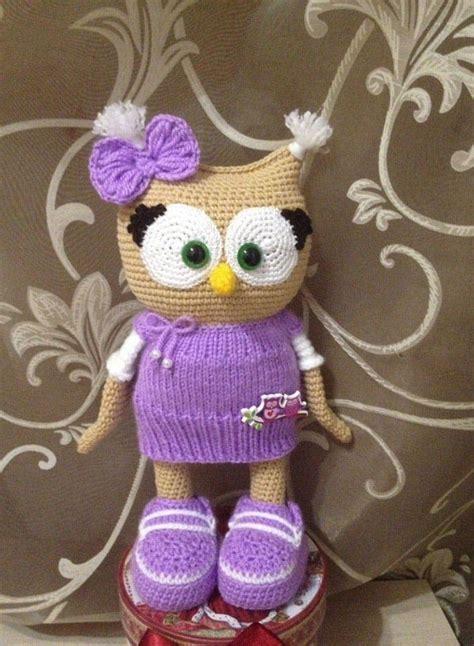 amigurumi cute pattern free cute owl in dress amigurumi pattern amigurumi today