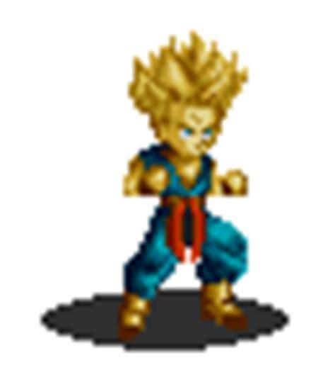 dragon ball downloads gifs animados gifs animados de trunks de dragon ball