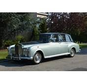 1973 Rolls Royce Phantom VI