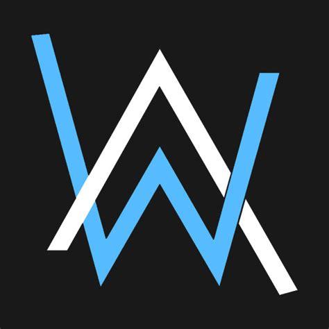 Hoodie Alan Walker Logo Depan Belakang alan walker alanwalker t shirt teepublic