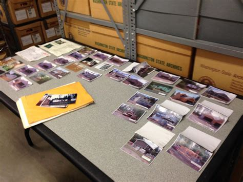 Washington County Birth Records Flood At Washington State Archives Dens County Birth And Records Knkx