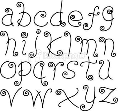 doodle lettering maker best 25 doodle alphabet ideas on