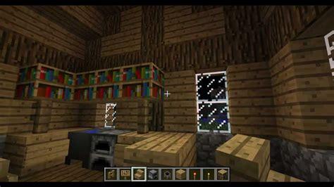 minecraft interior house design tutorial house
