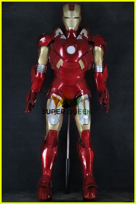 customized halloween costume wearable iron man mark mark