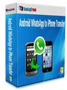 tutorial whatsapp migrator transfer android whatsapp chat to your iphone with android