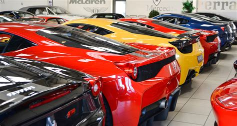 Supercars & Sports Cars for sale, Worldwide Supercar dealers