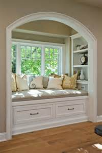 Window Side Bench 65 Wonderfully Cozy Reading Nooks For Book Lovers
