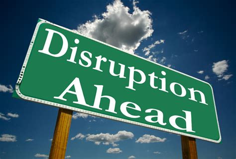 disruptors discounters and doubters five key changes the real estate industry can make to improve client experiences and protect our future books when to generate software leads from big tech disruption