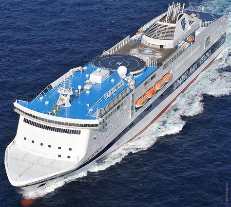 la suprema grandi navi veloci gnv la suprema ferry grandi navi veloci cruisemapper
