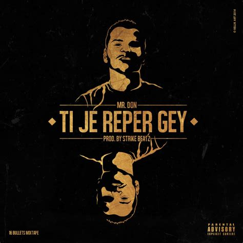 song cover mr don ti je reper gey song cover by rellik on