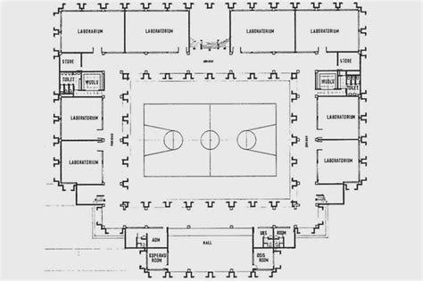 drawing school floor plans al izhar islamic school floor plan secondary high school archnet