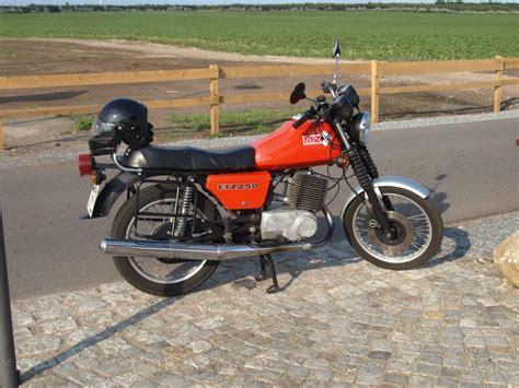 Motorradw Zschop Mz by Mz Ets 250 In Topzustand 14 06 2008 Fahrzeugbilder De