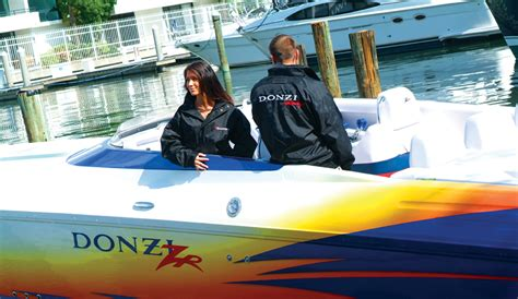 donzi marine launches new apparel and accessories line - Donzi Boat Clothing