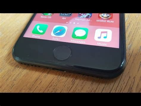touch id not working on iphone 7 iphone 7 plus fix fliptroniks