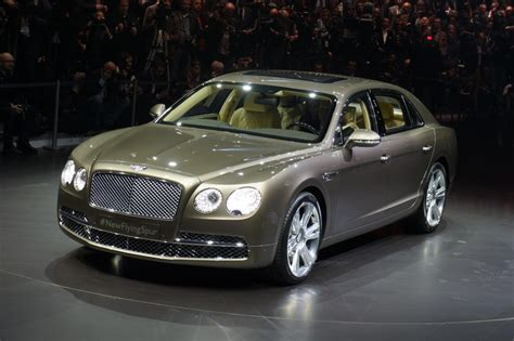 bentley flying spur 2014 2014 bentley flying spur live from geneva gallery