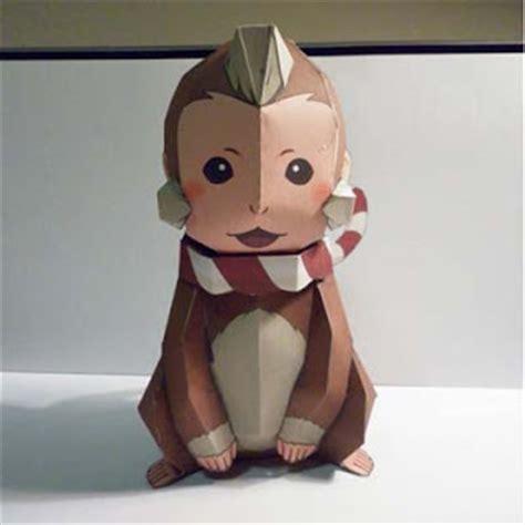 Monkey Papercraft - sengoku basara papercraft yumekiti the monkey