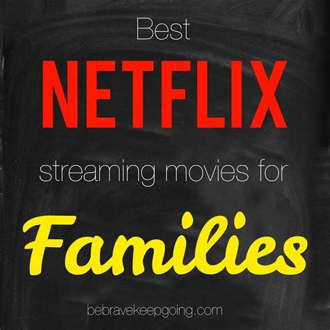 day one short film netflix be brave keep going best netflix movies for families