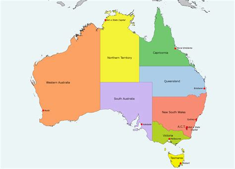 australia map location australian index familytree