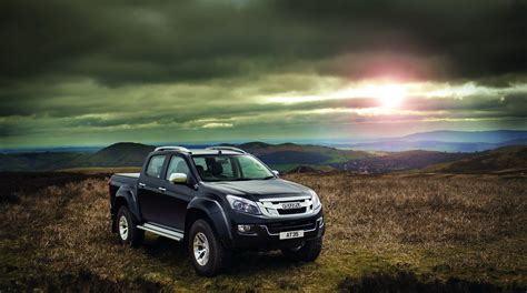 2017 Isuzu D Max HD Wallpaper   AutosDrive.Info