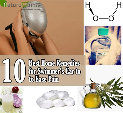 10 best home remedies for swimmers ear to ease