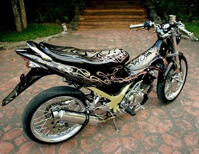 Selang Cooler Satria Fu 150 freeauto picture november 2009