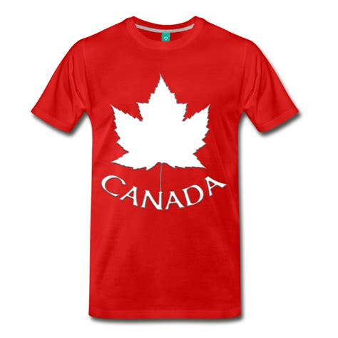 design your t shirt canada canada souvenirs gifts canada t shirts t shirt spreadshirt