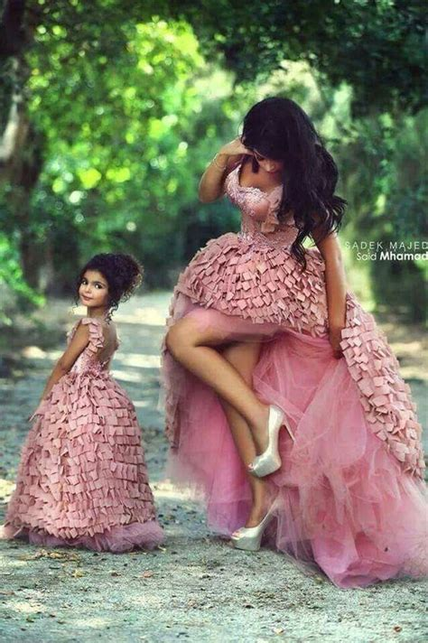 Mother And Daughter Matching Dress | mother and daughter dresses matching outfit ideas