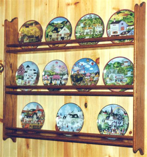 Display Shelf For Plates by Shelves