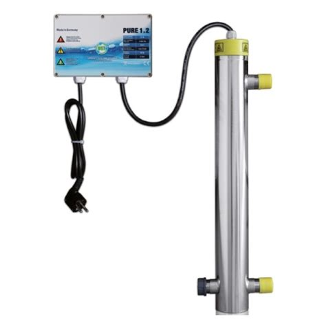 Desinfektion Mit Uv Licht by Ultra Violett Wassertechnologie Vom Spezialist F 252 R
