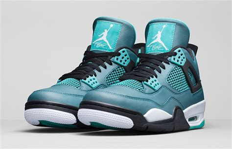 imagenes de jordan de oro how to buy the teal air jordan 4 on nikestore sole