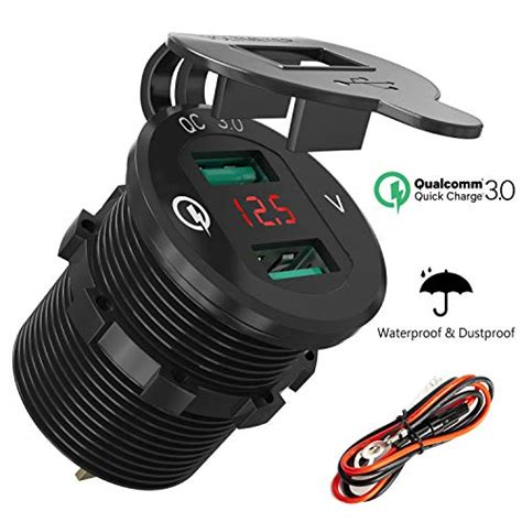 boat car quick charger 3 0 buy in rwanda quick charge 3 0 usb charger socket dual