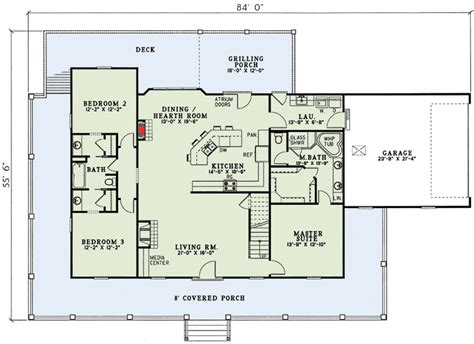 low country floor plans low country home plan 59298nd architectural designs