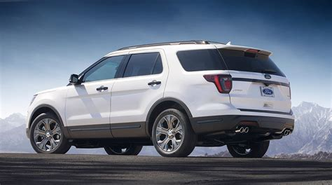 2019 Ford Explorer by Ford Explorer 2018 2019 фото цена эксплорер новые модели