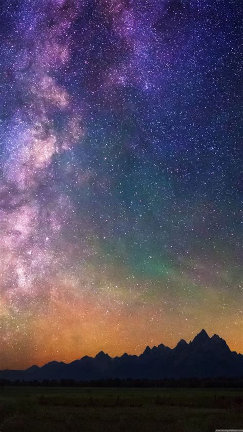 galaxy s6 edge hd wallpaper night and stars hd wallpapers for galaxy s6 s6 edge