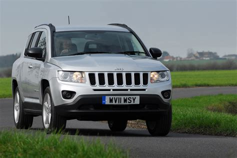 Jeep Compass Boot Jeep Compass Pictures Auto Express
