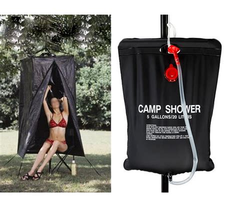 outdoor shower bag 2015 portable outdoor cing hiking solar energy heated