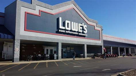 lowe s home improvement warehouse of building