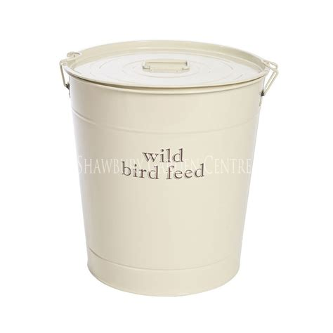 gardman bird feed storage bin
