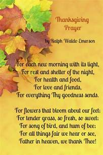 best thanksgiving prayers best thanksgiving poems