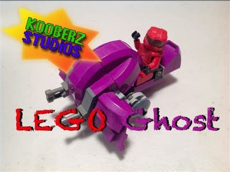 lego halo tutorial lego ghost tutorial tuesday youtube