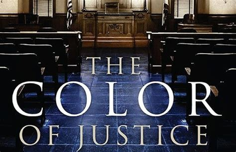 color of justice there is no reason for you to read the color of justice