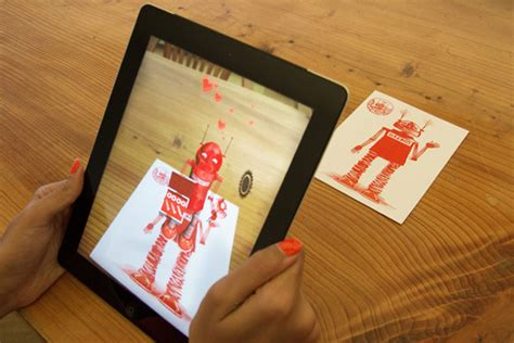 how to make augmented reality cards artiphany turns greeting card into 4d augmented reality