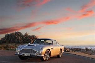 Aston Martin Bay Area Bay Area To Monterey Via Aston Martin Db5 Automobile