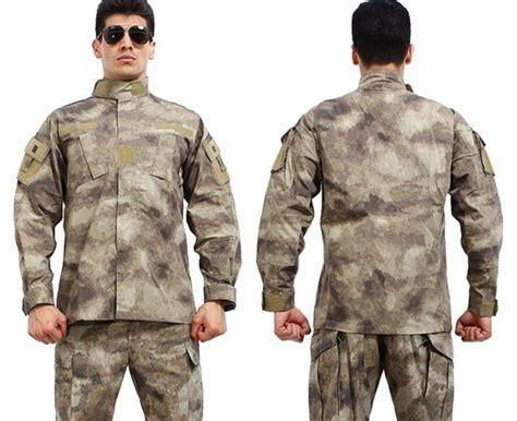 acu uniform army combat uniform pants jackets and acu desert degital camouflage suit sets army military