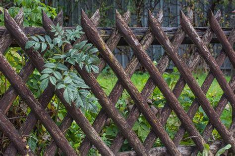 Gartenzaun Ideen Gestaltung